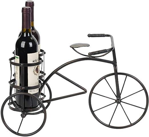 FPigSHS Armarios para Vino Botellero Retro Soporte de exhibición ...