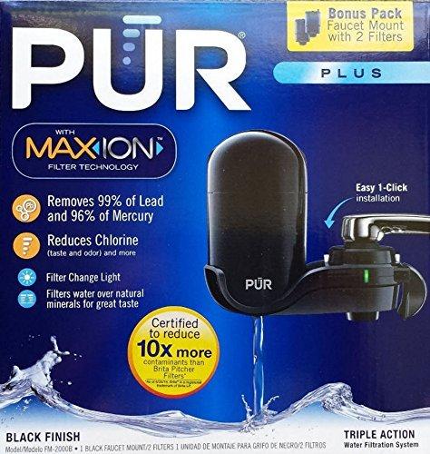 pur-plus-water-filtration-system-plus-faucet-mount-black-fm-2000b