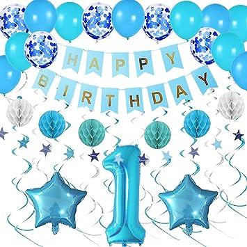 Zahl Folienballons Luftballon 32inch Party Dekoration Kinder Geburtstag 4
