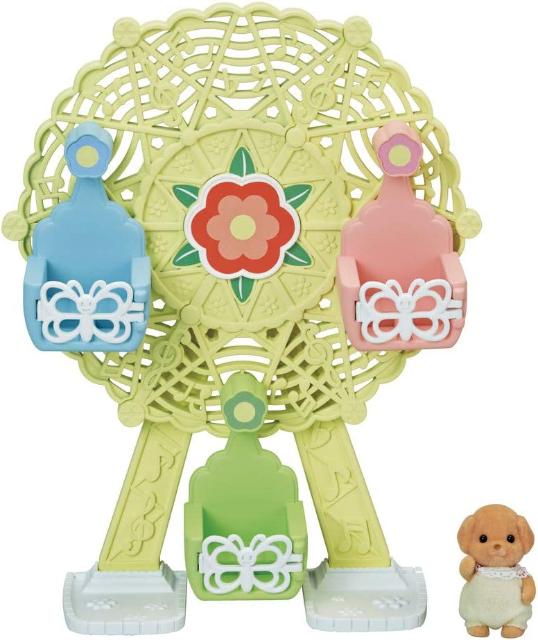Calico Critters Baby Ferris Wheel, Multi: Toys & Games