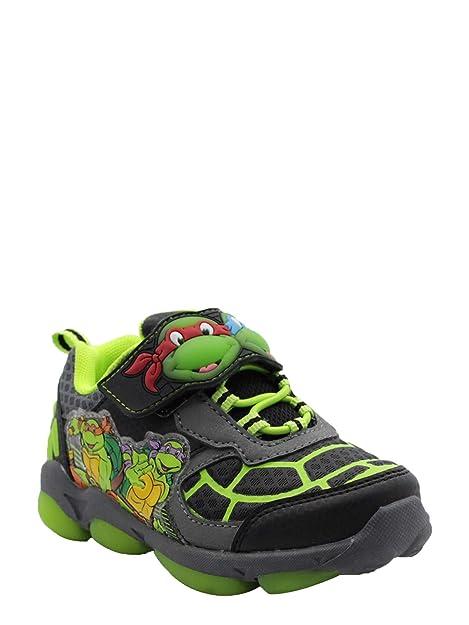 Amazon.com: Teenage Mutant Ninja Turtles - Zapatillas ...