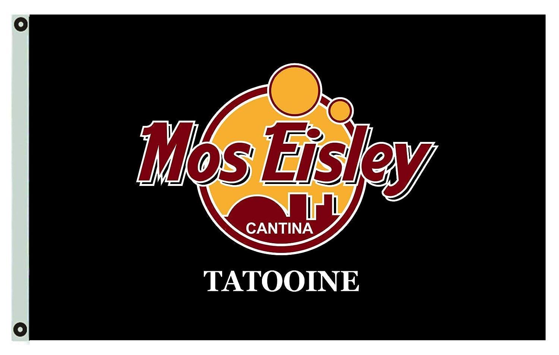 Astany Star Wars Mos Eisley Cantina - Bandera de Tatuaje, 91 x 152 ...