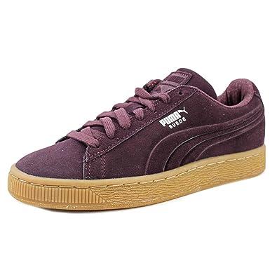 432f39798fe Amazon.com | PUMA Suede Classic Debossed Q4 Jr (Kids) | Shoes