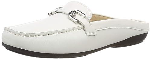 modisches und attraktives Paket Luxusmode moderne Techniken Geox Women's Annytah 6 Slip on Loafer Mule Witih Arch Support and Cushioning