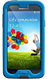 LifeProof FRE Samsung Galaxy S4 Waterproof Case - Retail Packaging - CYAN/BLACK (Discontinued by Manufacturer)