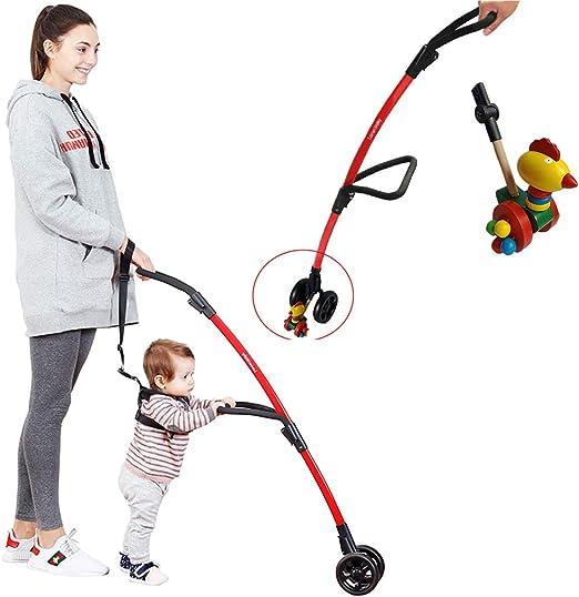 HBIAO Andar con arnés para bebés, niño pequeño con Anti-caídas ...