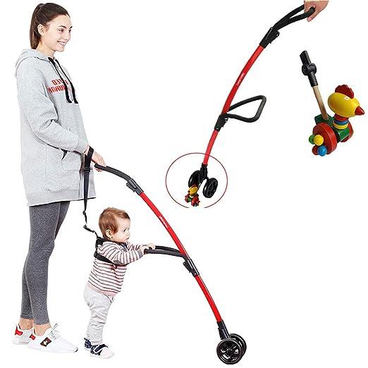 HBIAO Arnés para bebé para Caminar, para niños con anticaída ...