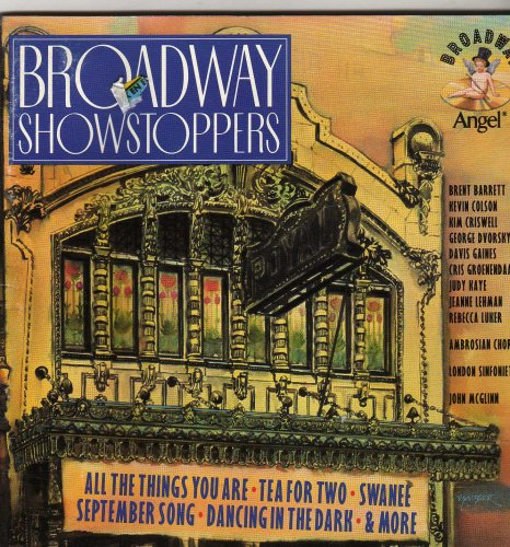 Broadway Showstoppers ()