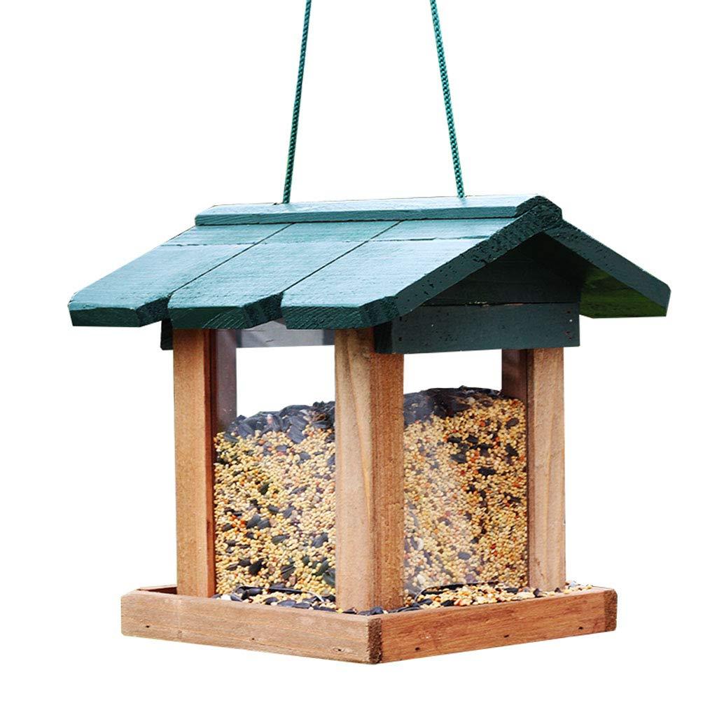 LLDDP Birdcage Mangimi di uccelli in cortile esterno villa giardino esterno giardino giardino giardino giardino giardino paesaggio nutrire gli uccelli uccelli uccelli esterni guardare giardinaggio decorazione di imbarcazioni pendente decorazione fattoria