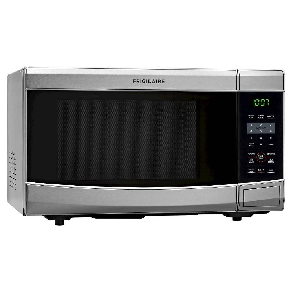 Amazon.com: Frigidaire FFCM1134LS 1.1 cu. ft. Countertop Microwave Oven: Kitchen & Dining
