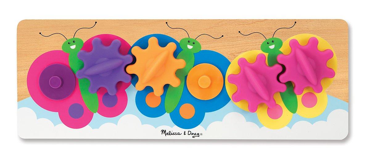最大80%オフ! Melissa and Doug Toy Doug 3074 Butterfly Gear B008ESC6IO Toy B008ESC6IO, アマガサキシ:fb3d69c4 --- a0267596.xsph.ru