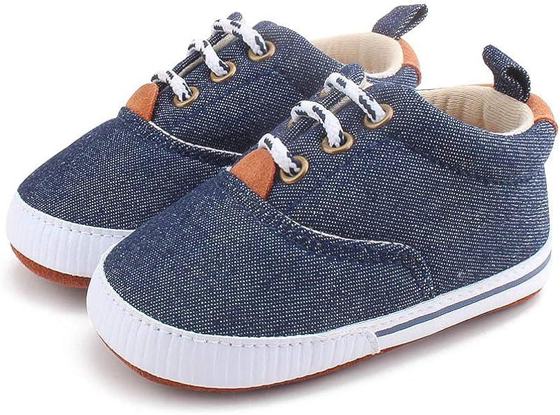 3d94c96ccb31e Chaussures Bébé en Cuir Souple Chaussons Bébé Chaussures Premiers Pas  Chaussure de Marche Bebe Bottine Bébé