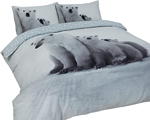 Cobertor de franela de algodón Imperial Rooms, 100% algodón ...
