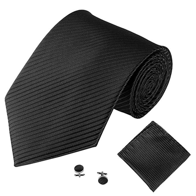 SALLYDREAM Classic Men Tie de color puro Lazo de fiesta Color ...