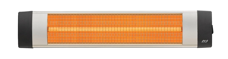ALF-C23 - Calentador infrarrojo eléctrico, 230V, 2300W, Europlug: Amazon.es: Hogar