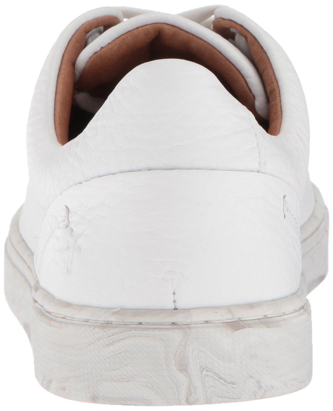 FRYE Women's Ivy Low Lace Sneaker B071JSN721 5.5 B(M) US White