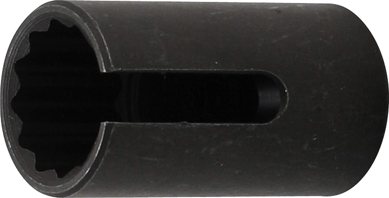 f/ür Ford 1.8 // 2.0 // 2.3 // 2.4 // 3.2 Diesel BGS 6677 Zylinderkopf-Temperatursensor-Einsatz SW 15 mm