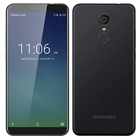 KEECOO P11 Smartphone Libres con 5,7 Pulgadas HD IPS Pantalla (18:9