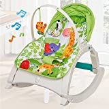 COLORTREE Infant to Toddler Rocker Activity Play Centers for Boy