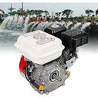 Motor de gasolina, motor de recambio, motor de gasolina, motor de 4 tiempos, 7,5 CV, 5,1 kW