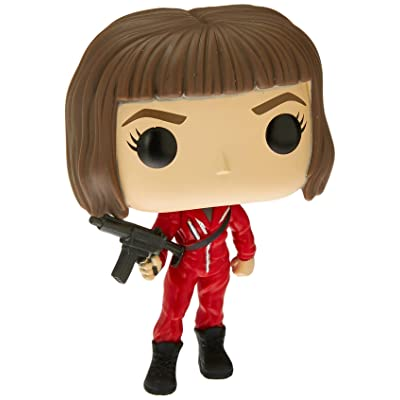 Funko POP! Television: Money Heist - Tokiow (Styles May Vary): Toys & Games