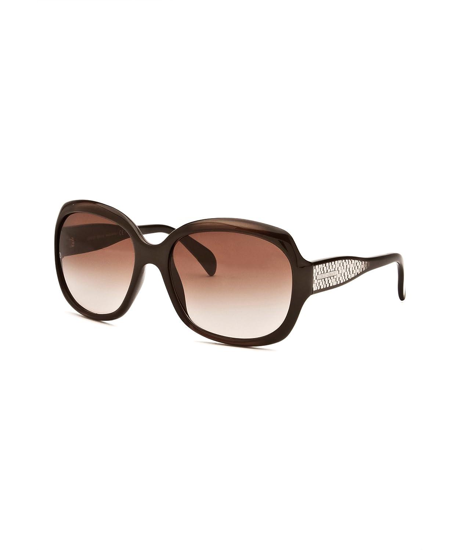 Amazon.com: Giorgio Armani Womens 845/S – Gafas de sol, café ...