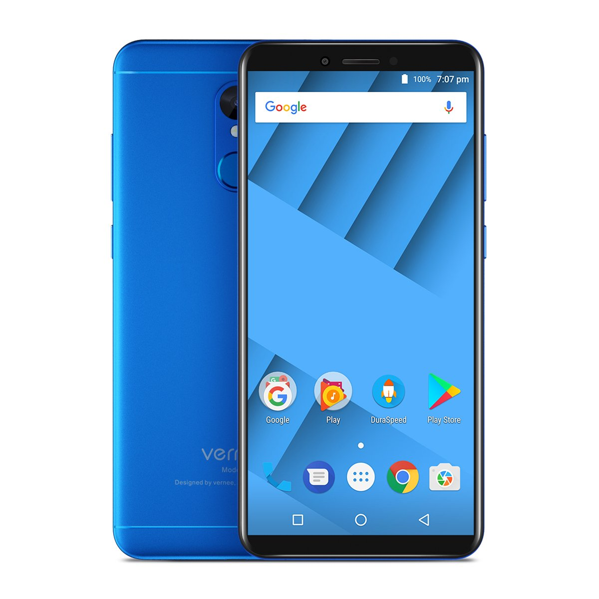 Vernee M6 Smartphone Android 7.0 MTK6750 5.7 Inch 4GBRAM Dual ...