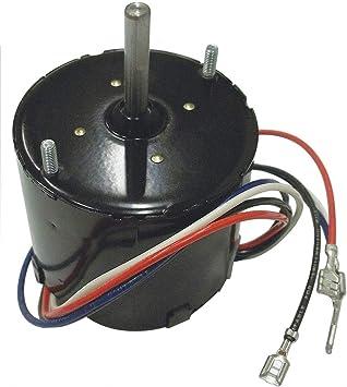 3.3 Diameter Qmark Marley Electric Motor 1650 RPM; .6 amps; 208//240//277 Volt # 3900-2014-000