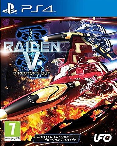 Raiden V: Directors Cut - Limited Edition: Amazon.es ...