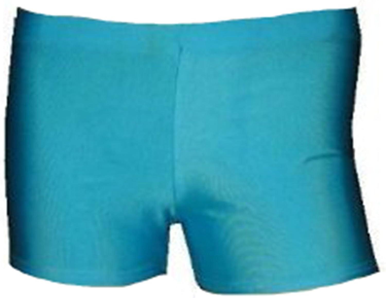 Kid s//de los ni/ños ne/ón UV Hotpants Pantalones Cortos Fancy Dress Dance