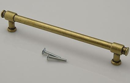Mobili Stile Country Fai Da Te : Cassettiere ba maniglia mobili 160 mm ottone antico armadio maniglia