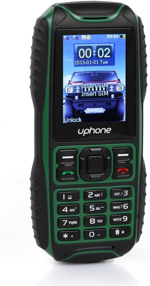 Nuevo Uphone U3a(s928), IP67 Smartphone, desbloqueado Android GSM ...