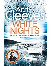 Today's Big Deal: 5 Ann Cleeves Kindle Books on sale