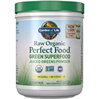 Garden of Life Raw Organic Perfect Food Green Superfood Juiced Green Powder, 0658010114059, 1