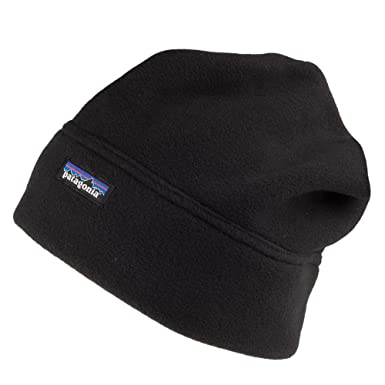 Patagonia Hats Synchilla Alpine Beanie Hat - Black Large X-Large ... 9f3723ca435
