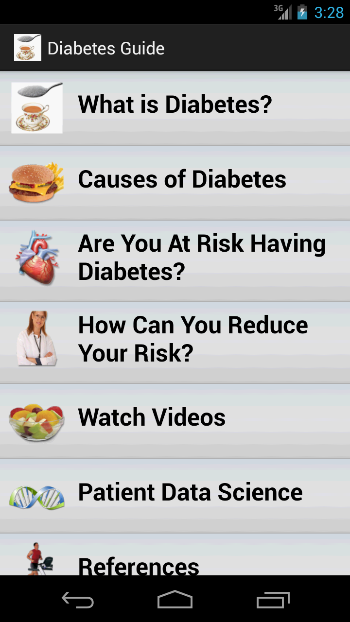 "data and information on diabetes care Data can hold the key, said reisman, who offered the keynote address, ""the state of big data in diabetes,"" which opened friday's session at patient-centered diabetes care, presented by the ."