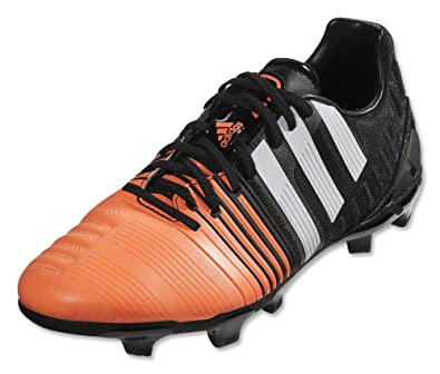 reputable site ab1b2 b044d adidas Performance Nitrocharge 3.0 Firm-Ground J Soccer Cleat (Big Kid),  Core