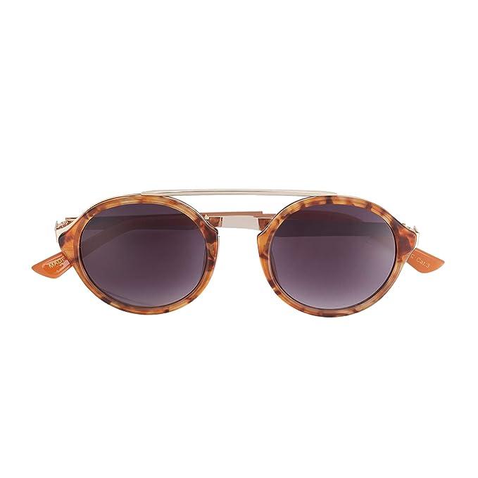 Parfois - Gafas Redondos General Sunglasses - Mujeres ...