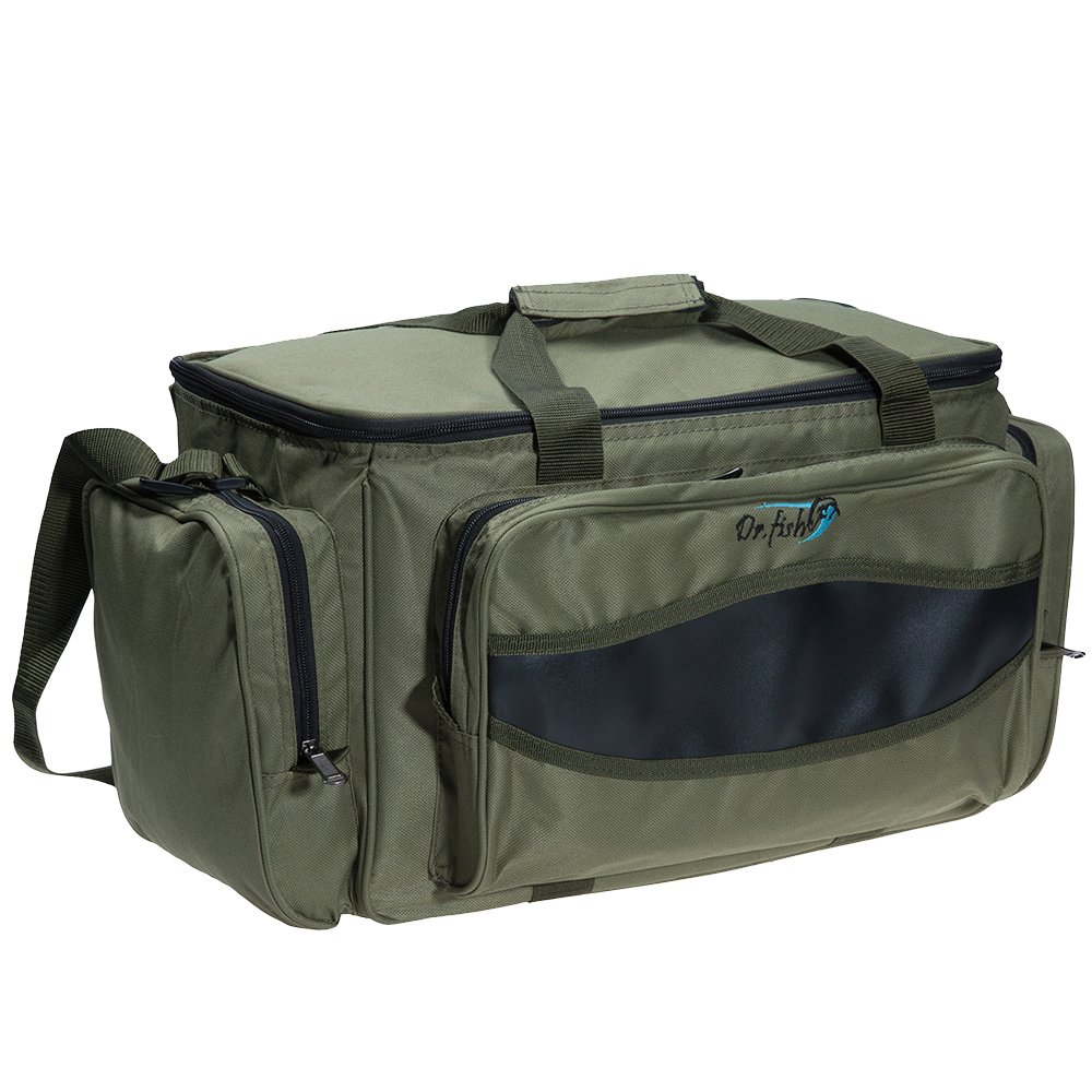 Big sale large fishing tackle bag oversized carry for Fishing tackle bag