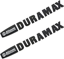 1pc OEM Allison Transmission Duramax  Emblems Badge for SILVERADO 2500HD 3500HD