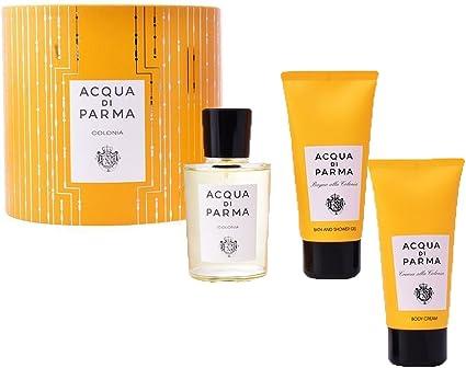 Acqua di Parma de Colonia de juego de regalo de Navidad: ACQUA DI PARMA: Amazon.es: Belleza
