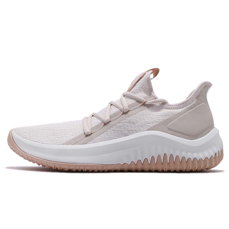 (アディダス) デイム D.O.L.L.A. メンズ バスケットボール シューズ adidas Dame D.O.L.L.A. DB1074 [並行輸入品] B07CZC2TRV 28.5 cm CRYSTAL WHITE/CHAPEA/CRYSTAL WHITE