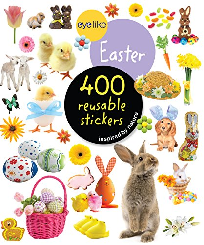 Eyelike Stickers: Easter -