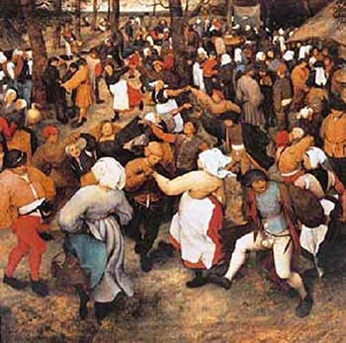 Battle Road Press Wedding Dance 500 Plus Piece Pieter Bruegel Jigsaw Puzzle
