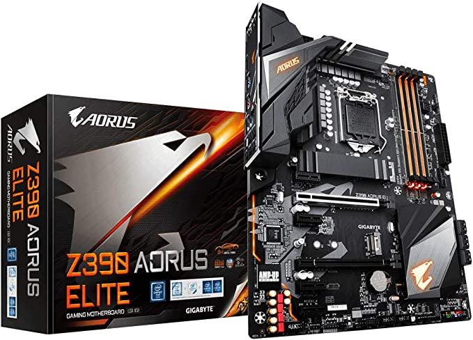 Gigabyte Z390 Aorus Elite - Placa Base (DDR4-SDRAM, DiMM ...