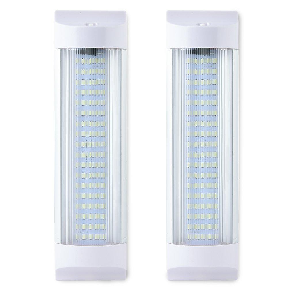 Mictuning - Barra de luz LED para interior de coche