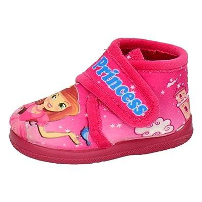 RUIZ BERNAL 408 Botas DE CASA Rosas NIÑA Zapatillas CASA Fuxia 27: Amazon.es: Zapatos y complementos