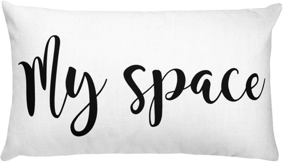 Teen Room Furniture   Kids Room Pillow   My Space   Stay Out   Housewarning Gift   Teen Gift   Throw Pillow   Toss Pillow   Teen Decor l Do
