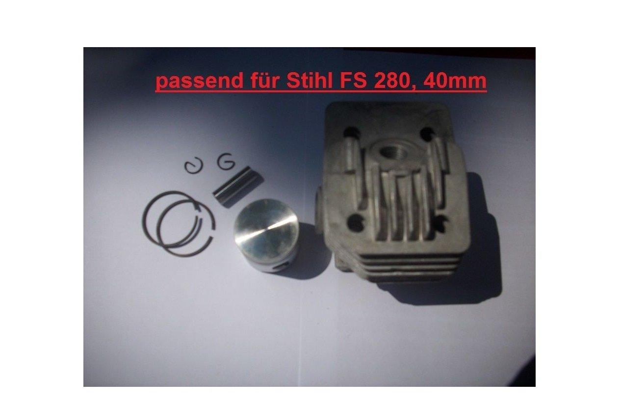 zylinderkit para fs280, 40 mm de libre de Desbrozadoras STIHL ...