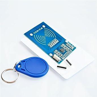 Modulo Arduino Nano/Uno Lector RFID RC522 MIFARE SPI 13.56 MHz + ...